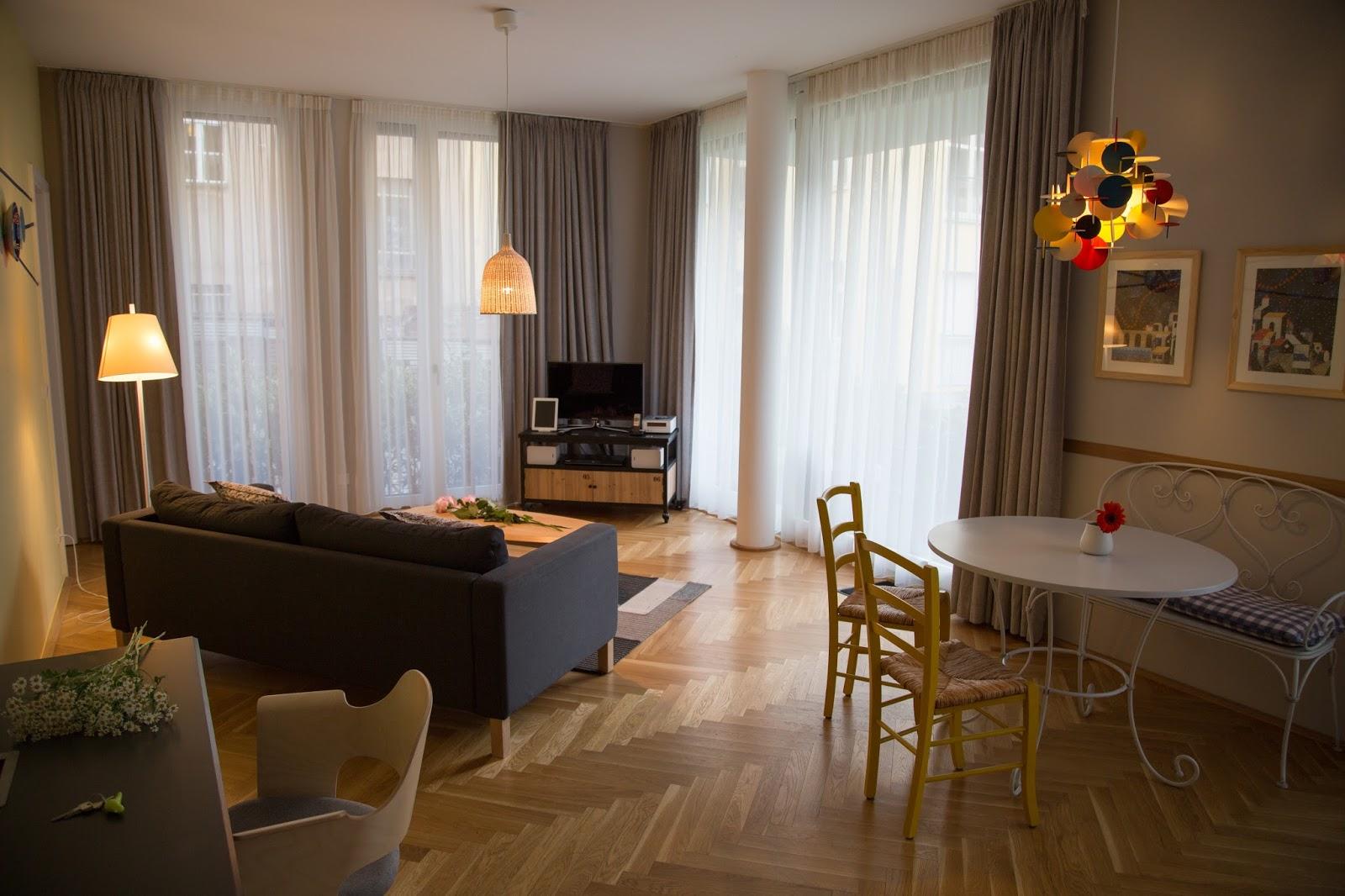 circus apartment - schönes, gemütliches wohnzimmer