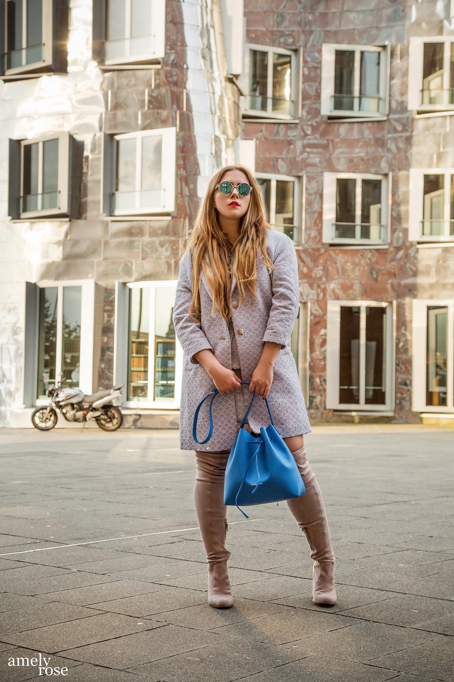 amelyrose, amely, rose, amely_rose, fashion, fashionzone, wittyknitters, designer_mantel, gehry_bauten, duesseldorf,