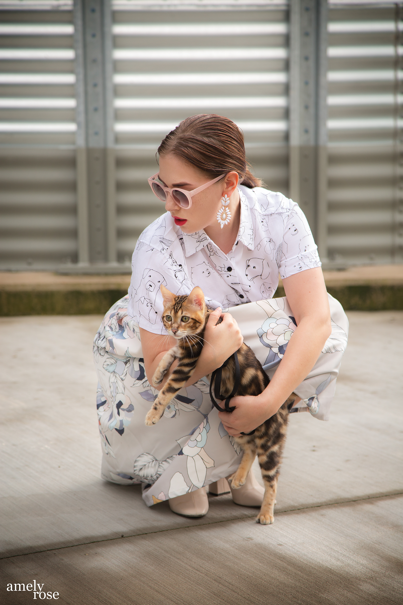 amelyrose_amely_rose_catwalk_bengal_catcontent_adventurecat_kitten_bengalcat_fashion_influencer_katze_cat