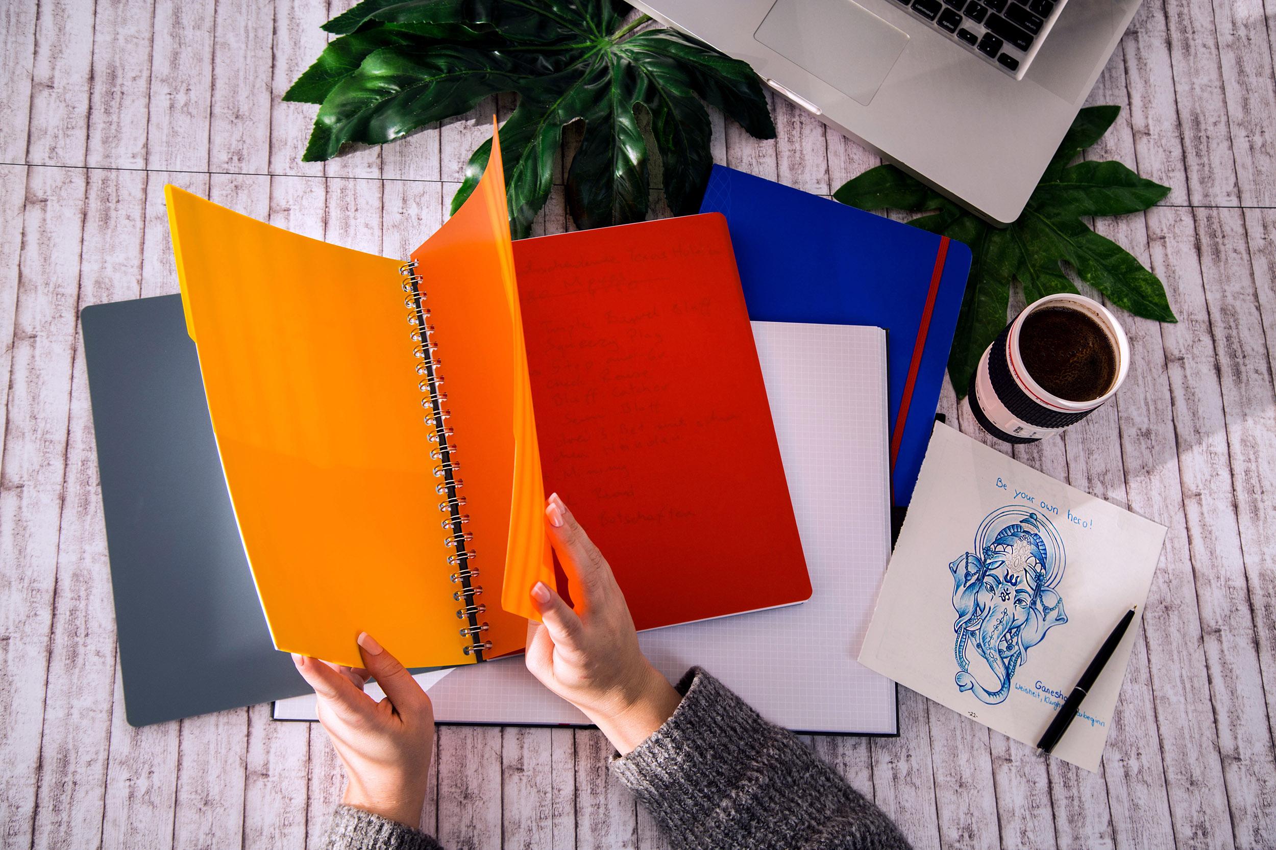 Amely Rose fashionblogger Notizio Avery Zweckform Bulletjournal deutsch kaufen Bujo Planer Kalender 2018