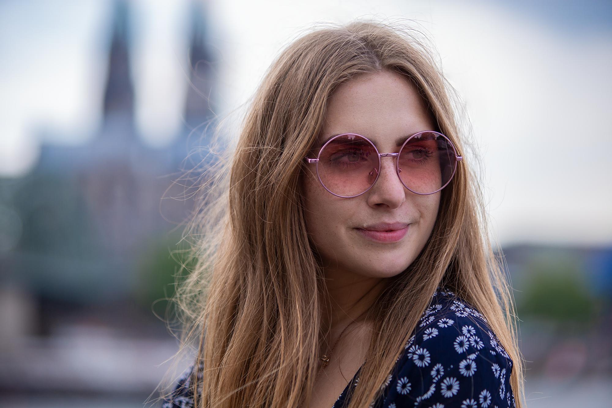 Amely Rose Citytrip Köln CGN trinkflasche Emsa Hitzewelle Sommer in Deutschland