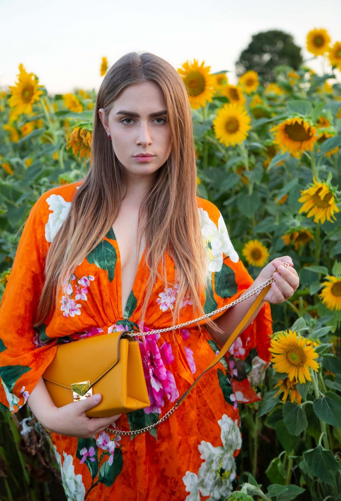 amely rose, amely_rose, fashionblogger, sonnenblume, sunflower,