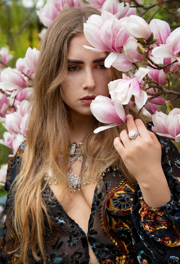 amely_rose, amely, rose, floral, flower, magnolie, magnolia, longhair, spring, frühling,